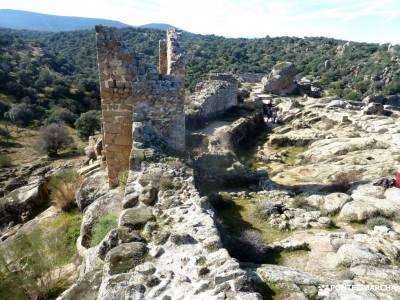 Ciudad de Vascos-Dolmen de Azután;nacimiento del rio manzanares rutas madrid senderismo licencia de